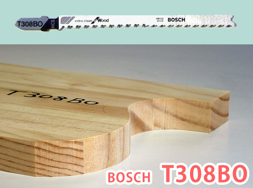 BOSCH T308BO-k曲線用