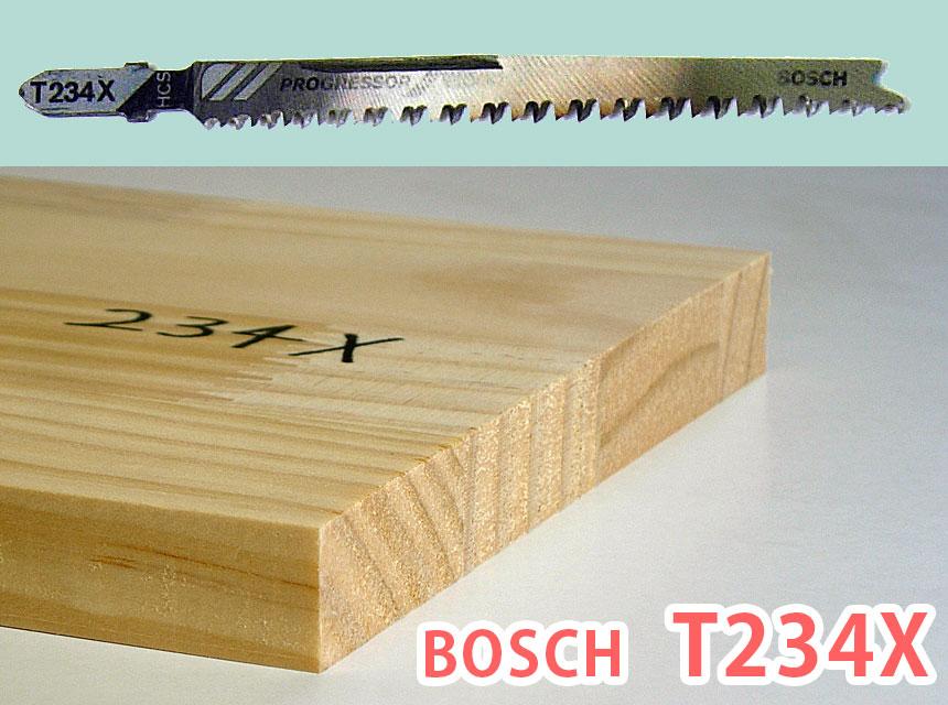 BOSCH T234X-直線用