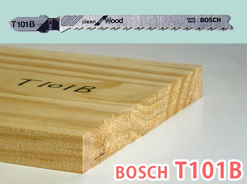 BOSCH T101B-直線用