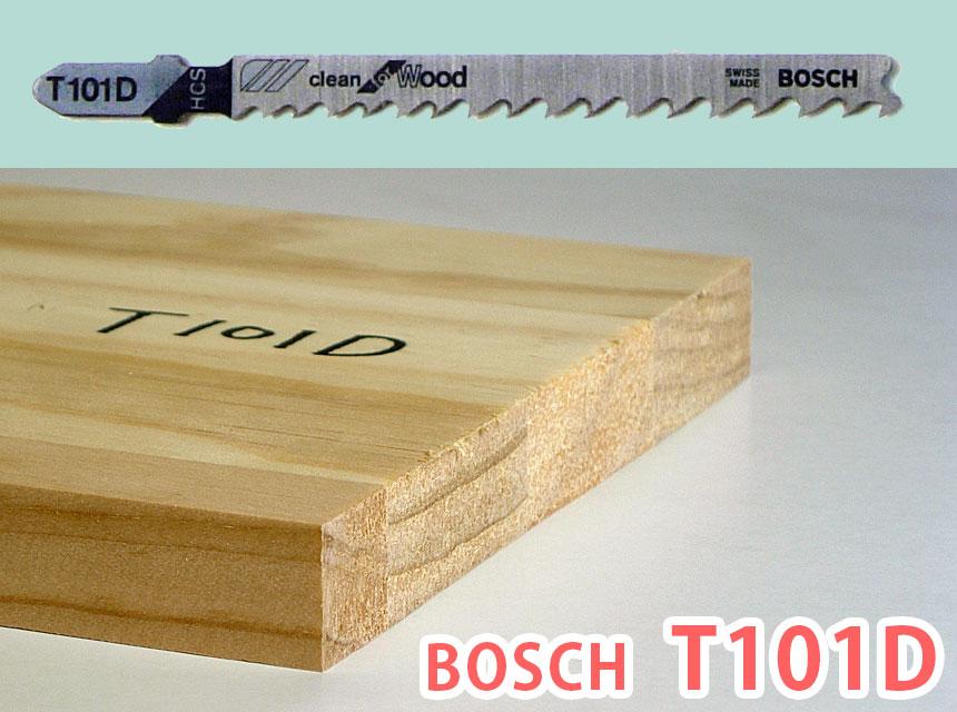 BOSCH T101D-直線用