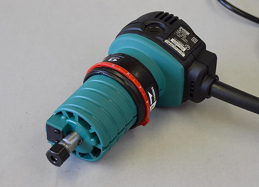 リョービ電子トリマTRE-60V